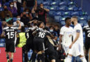 El Real Madrid cae en la Champions ante el F.C. Sheriff Tiraspol