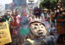 """""""¡Fuera Bolsonaro!"""": Miles de mujeres indígenas se manifiestan en Brasilia en defensa de sus derechos"""