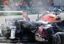 Hamilton estuvo a punto de quedar decapitado en el choque con Verstappen si no fuera por este detalle del bólido