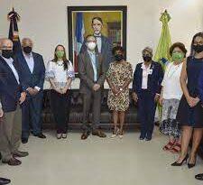 TSE y Participación Ciudadana se acercan para fortalecer el TSE