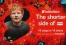 YouTube y Ed Sheeran anuncian alianza exclusiva en Shorts