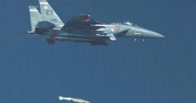 EE.UU. termina pruebas de la bomba antibúnker GBU-72, aún más letal que el proyectil 'Garganta profunda' actualmente en uso