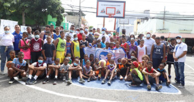 Llevan programa de integración social a sector San Carlos del DN