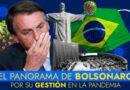 Senadores recomiendan cargos penales contra Bolsonaro: